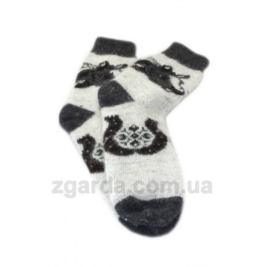 Носки ангоровые размер 42-44 (ША 01-29)