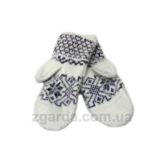 Woman mittens (ША 01-38)