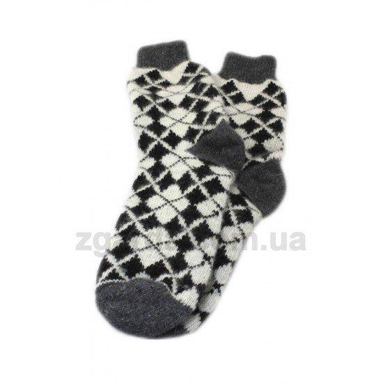 Носки ангоровые размер 42-44 (ША 01-32)