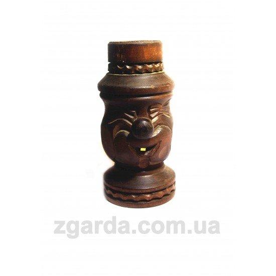 Подсвечник деревянный 6х12 (СД 01-06)