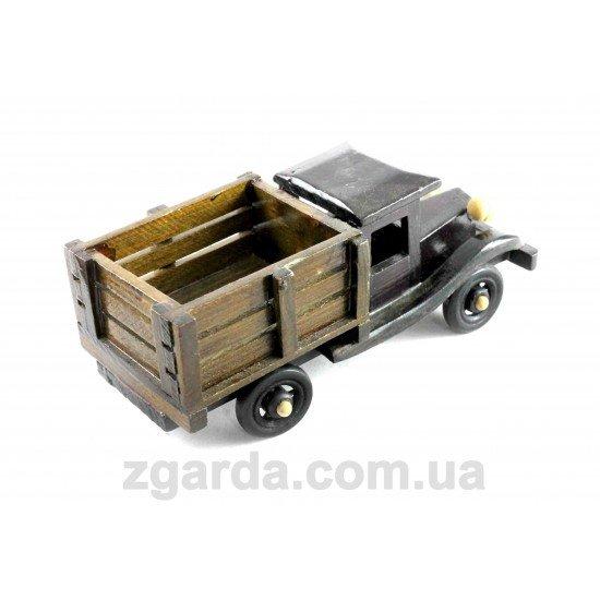 Машинка деревянная 14х5х6 (МД 01-06)