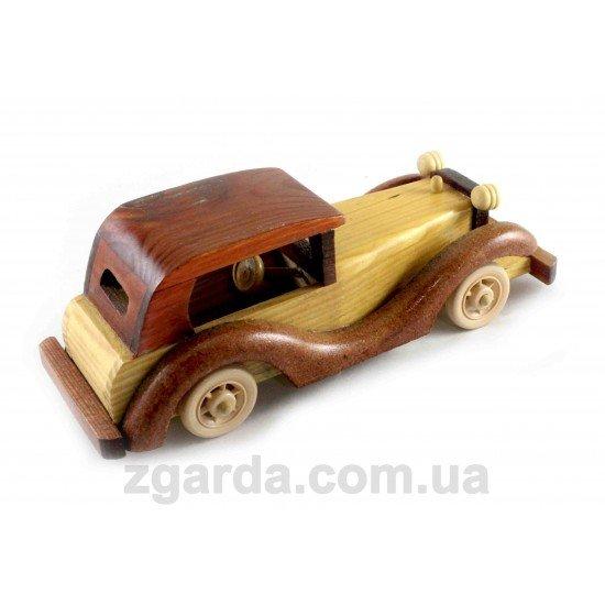 Машинка деревянная 20х8х10 (МД 01-07)
