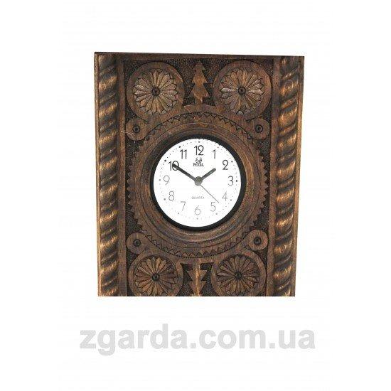 Часы деревянный 35х25х7 (ГД 01-08)