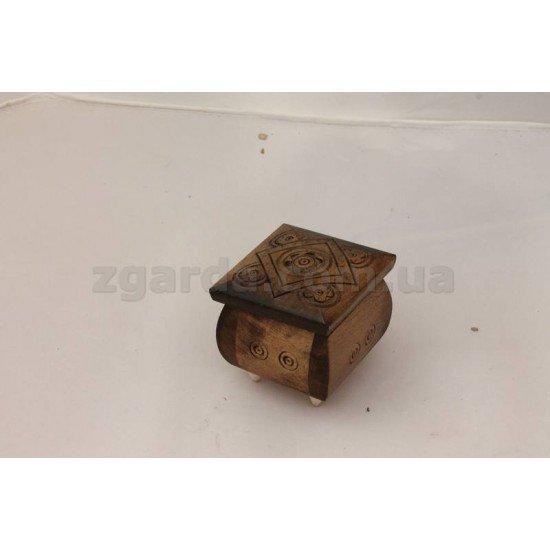 Шкатулка 8х8х8 (ШК 01-38)