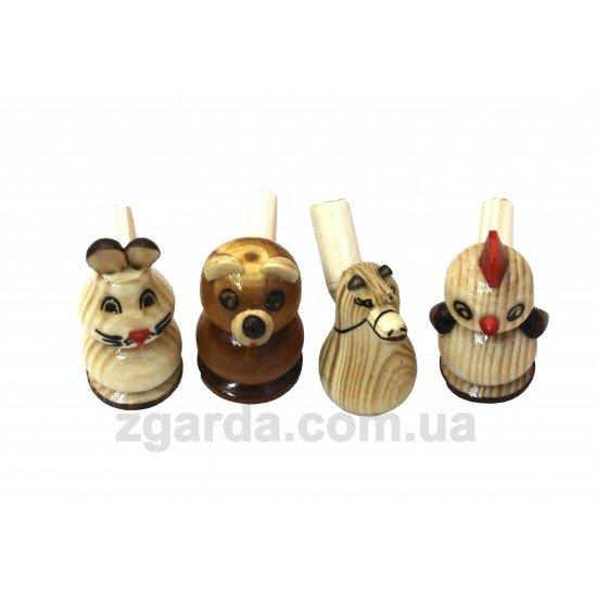 Свистульки деревянные (ОПТ 01-32)