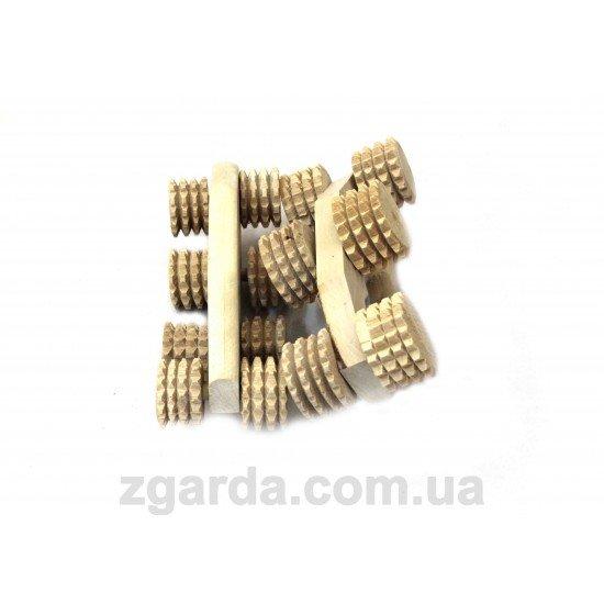 Массажер деревянный (ОПТ 01-08)