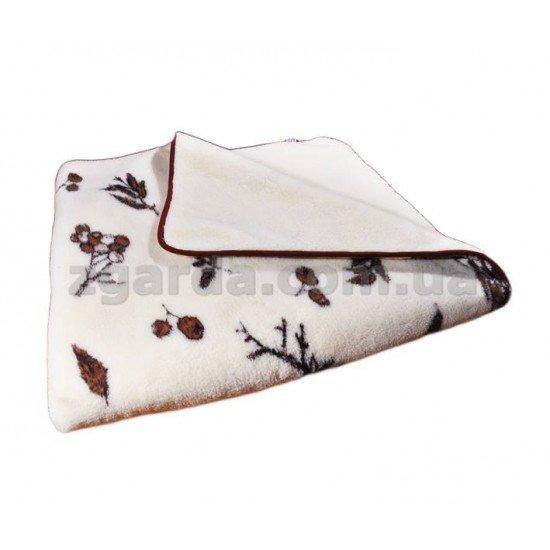 Одеяло из овчины 160х200 (КО 01-01)