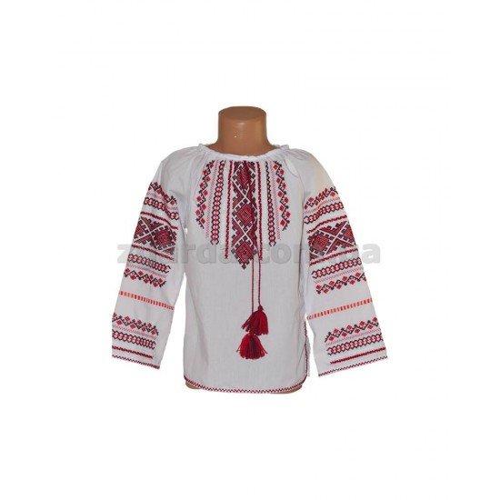 Вышиванка для девочки (ВД 01-16)
