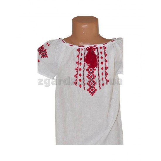 Вышиванка для девочки (ВД 01-25)