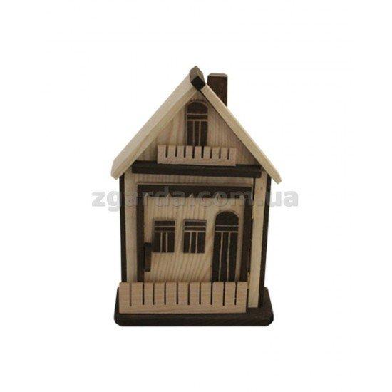 Ключница деревянная 23х13х5 (КД 01-12)