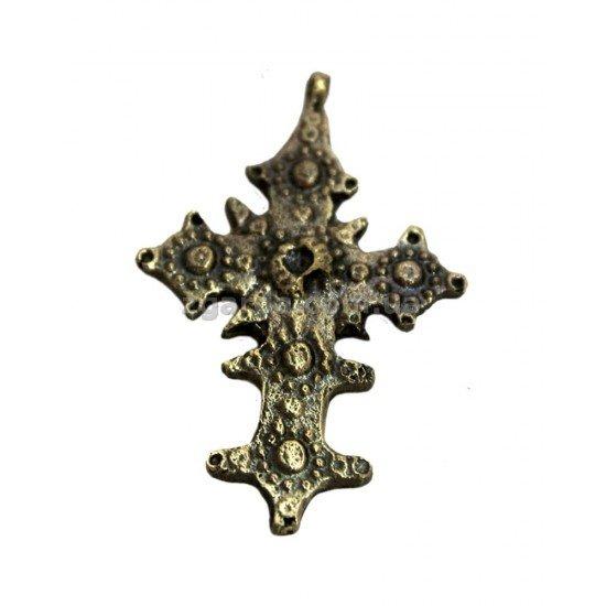 Згарда бронзовая 7х4 (ЗБ 01-31)