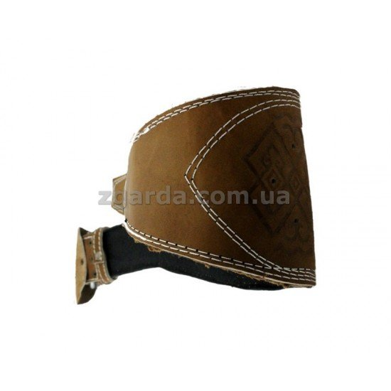 Пояс кожаный (ЧШ 01-02)