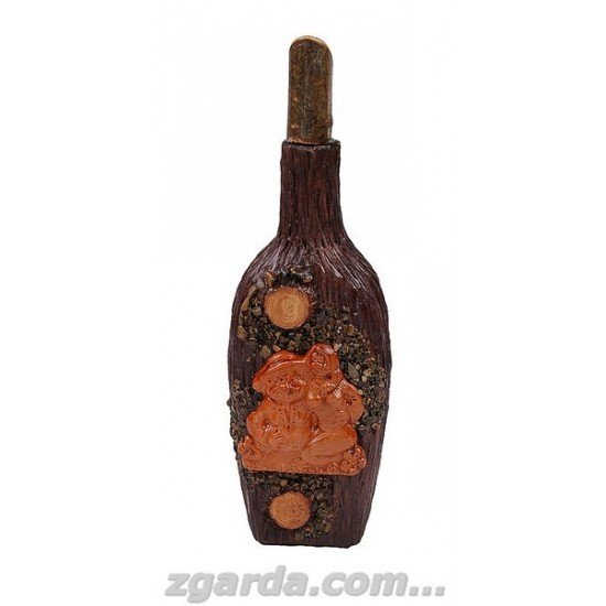 Бутылка деревянная 5х12х30 (ПД 01-01)