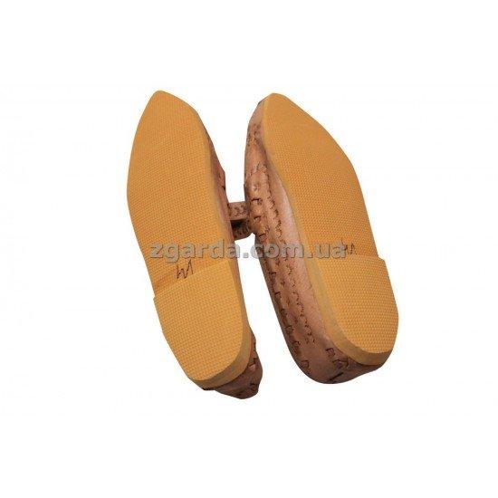 Постолы кожаные (ПШ 01-11)