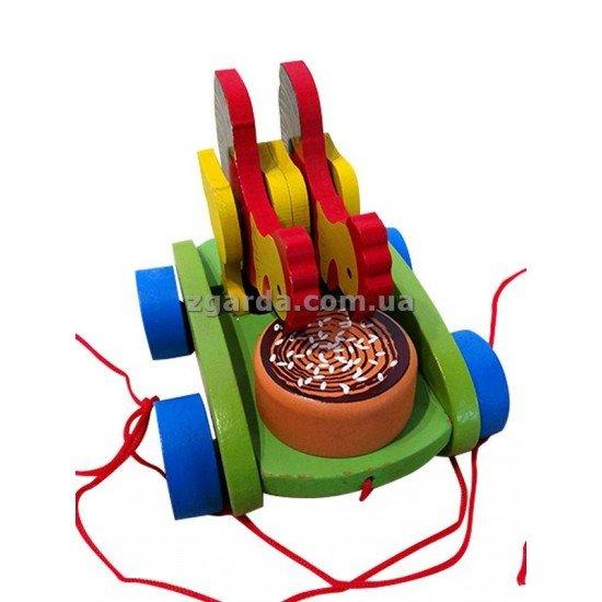 Деревянная игрушка 12х12х12 (МД 01-27)