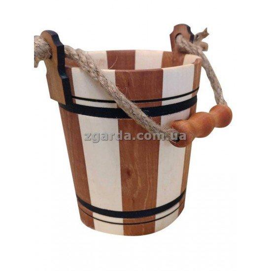 Бочка деревянная 16х13 (БД 01-60)