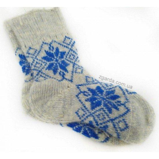 Носки ангоровые размер 36-40 (ША 01-09)