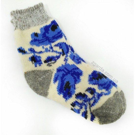 Шкарпетки ангорові розмір 36-41 (ША 02-03)