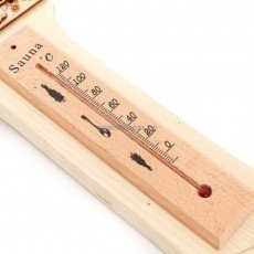 Купить термометр для сауны - интернет магазин Zgarda.com.ua