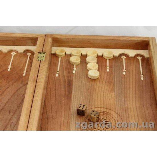 Шахматы деревянные 50х50х5 (ШД 01-05)