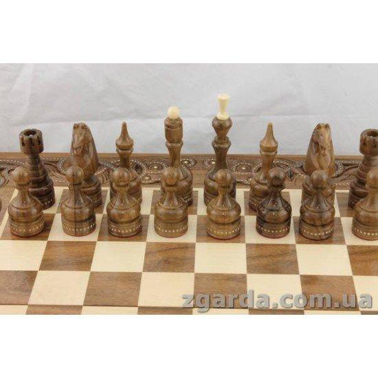 Шахматы деревянные 50х50х5 (ШД 01-06)
