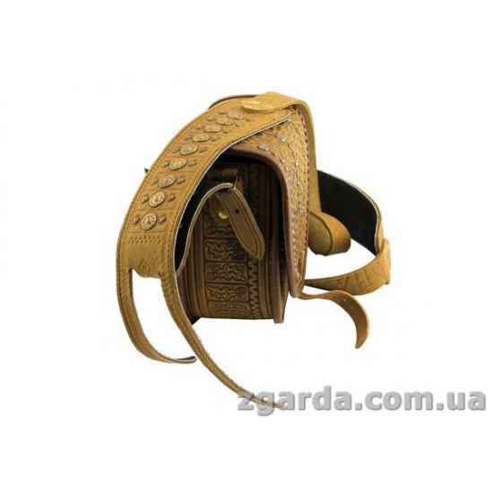 Кожаная сумка 20х10х20 (ШС 01-17)