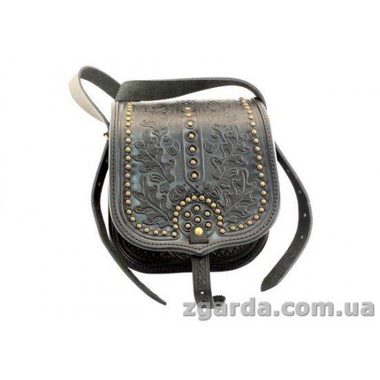 Кожаная сумка 26х25х10 (ШС 01-18)