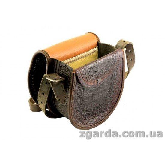 Кожаная сумка 20х10х20 (ШС 01-19)