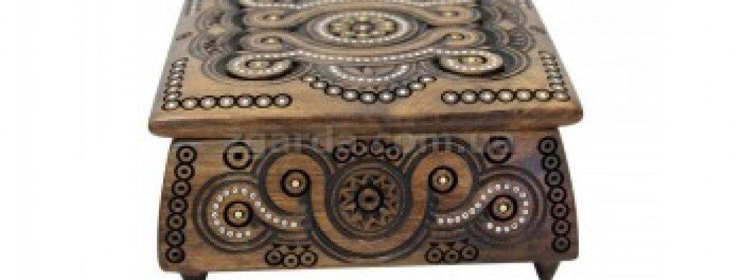 Деревянные шкатулки: красиво, изысканно, модно!