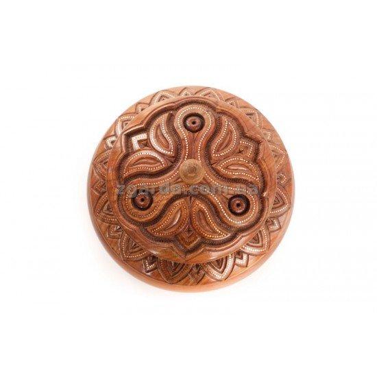 Шкатулка черепашка диаметр 20 см (ШК 02-06)