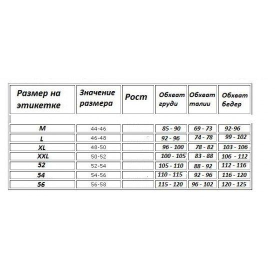 Вишиванка жіноча від 42 до 64 (ВЖ 01-21)